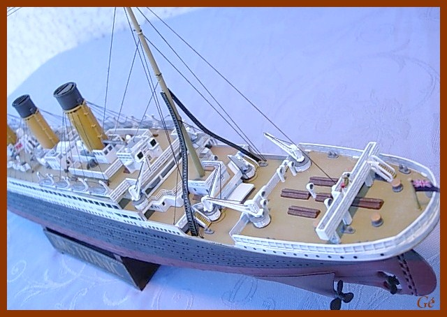 RMS Titanic (Revell 1/400°) de G Chapuis 00416