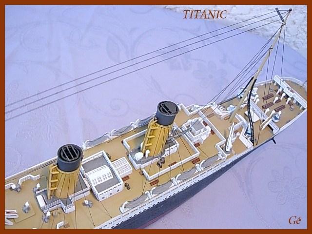 RMS Titanic (Revell 1/400°) de G Chapuis 00516