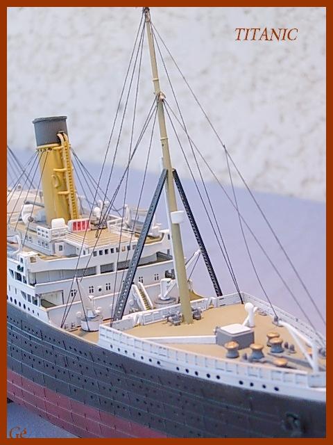 RMS Titanic (Revell 1/400°) de G Chapuis 00615