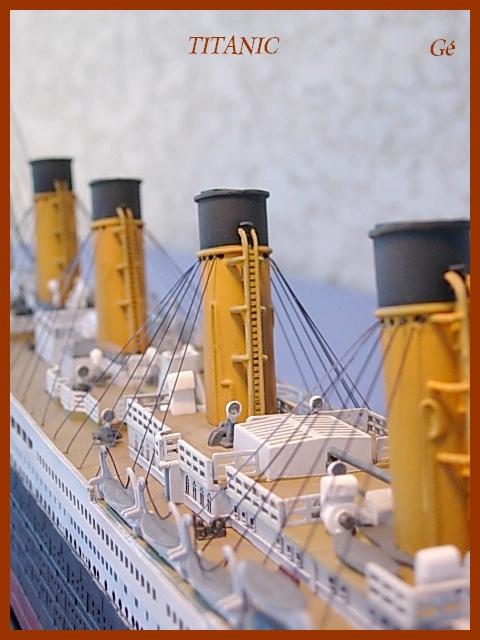 RMS Titanic (Revell 1/400°) de G Chapuis 00712