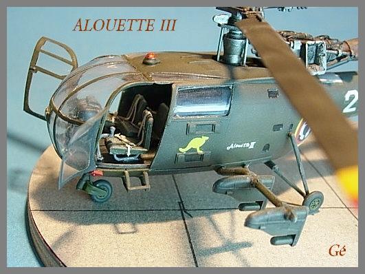 Alouette III Fujimi 1/48 00714