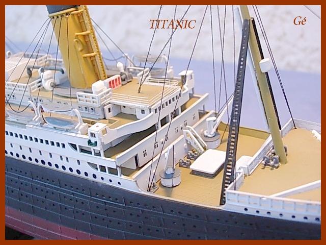 RMS Titanic (Revell 1/400°) de G Chapuis 00910