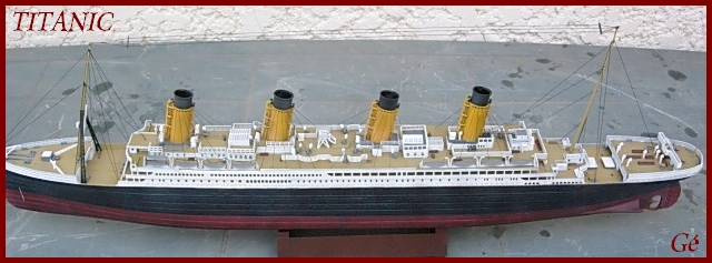 Titanic 1/400 Revell - Page 2 01010