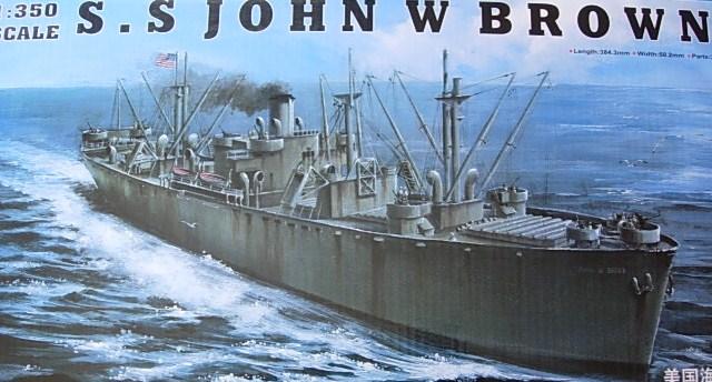 1/350 Trumpeter SS JOHN W BROWN Ss_joh10