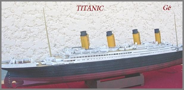 Titanic 1/400 Revell - Page 2 Titani10
