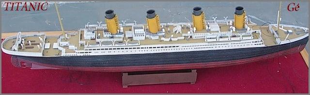 Titanic 1/400 Revell - Page 2 Titani11