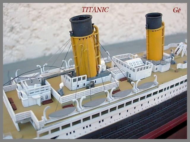 Titanic 1/400 Revell - Page 2 Titani12