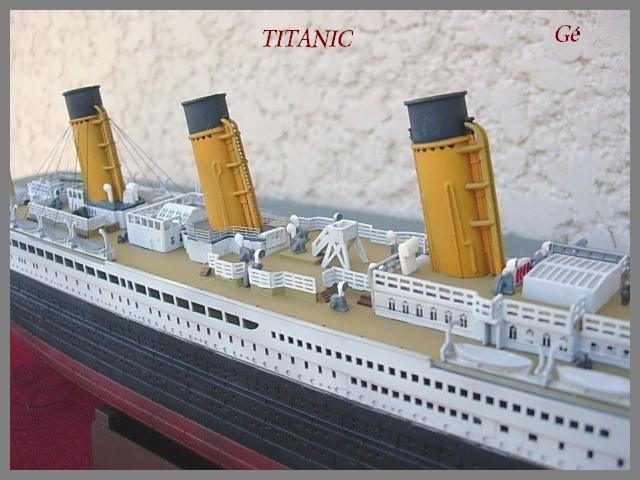 Titanic 1/400 Revell - Page 2 Titani13