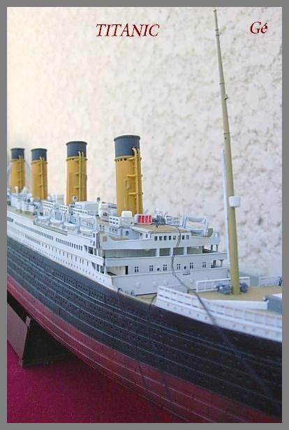 Titanic 1/400 Revell - Page 2 Titani14