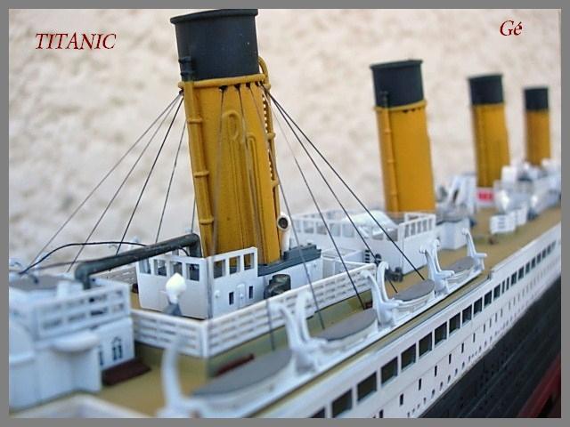 Titanic 1/400 Revell - Page 2 Titani15