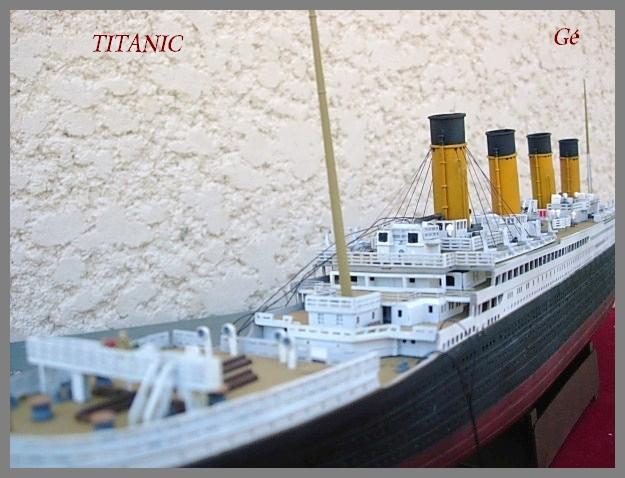 Titanic 1/400 Revell - Page 2 Titani16