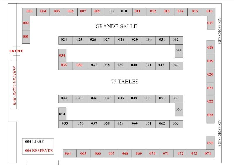 2éme Bourse ARMES & MILITARIA, MARNE Memory 44 à COOLUS Grande15
