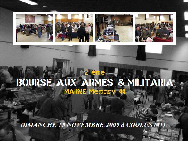 2éme Bourse ARMES & MILITARIA, MARNE Memory 44 à COOLUS Sans_t11