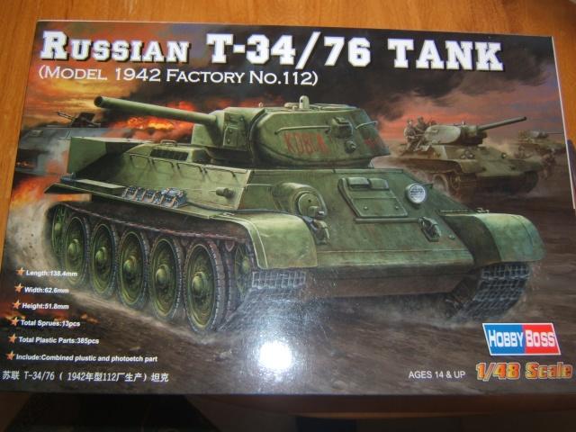 T 34/76 HOBBY BOSS Dscf1226