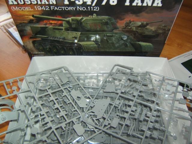 T 34/76 HOBBY BOSS Dscf1227