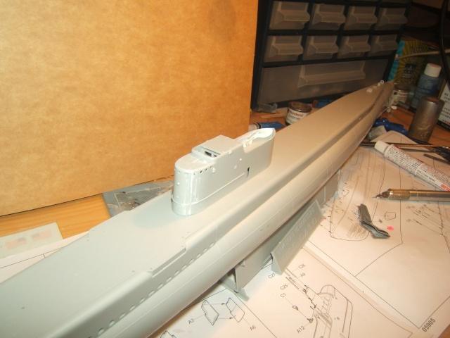 peinture - USS GATO SS-212 Dscf1530