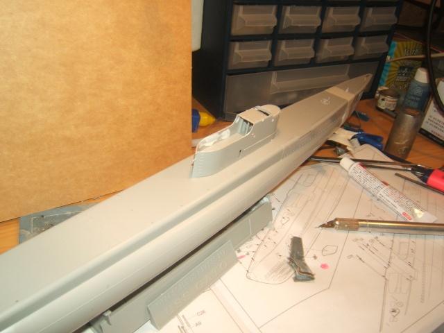 peinture - USS GATO SS-212 Dscf1534