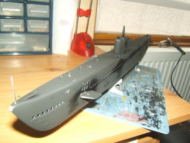 peinture - USS GATO SS-212 Dscf1539