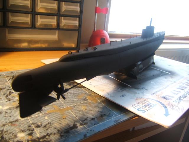 peinture - USS GATO SS-212 Dscf1542