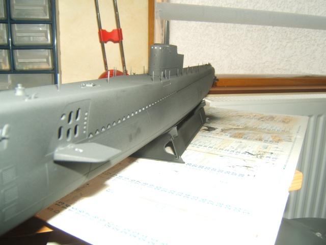 peinture - USS GATO SS-212 Dscf1544