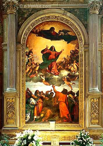 Solennité de l'Assomption de la *Vierge Marie Assomp10