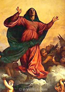 Solennité de l'Assomption de la *Vierge Marie Assomp11
