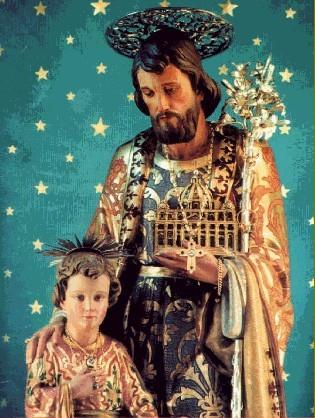 JOYEUSE FÊTE de SAINT JOSEPH!! Saint_14