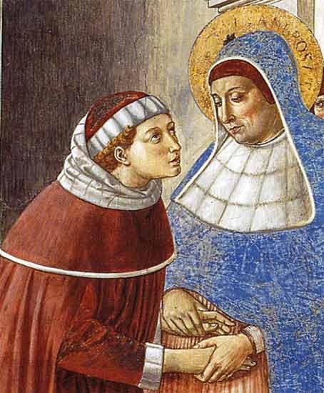 Saint Augustin et sainte Monique Saint_25