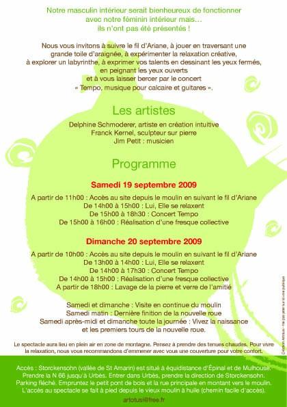 Spectacle Lui Elle & Sens Ciel - septembre 2009 - Alsace Flyers10