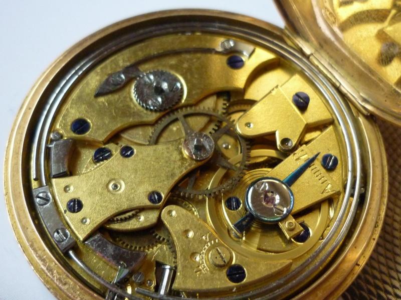 poche - Une montre de poche exceptionnelle P1000012