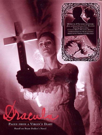 Dracula. Guy Maddin (2003) Affich11