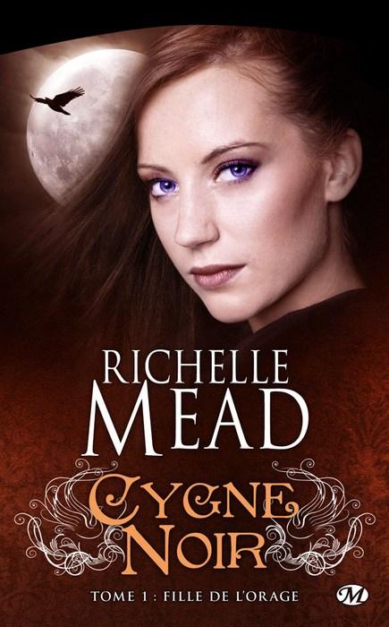 Cygne noir Tome 1 : Fille de l'orage de Richelle Mead Url16