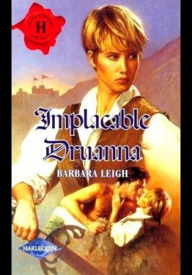 Implacable Druanna - Barbara Leigh Url20