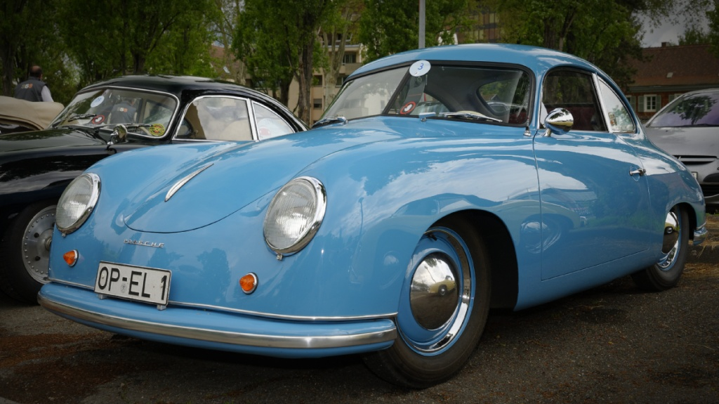 38ème Meeting International Porsche 356 - Strasbourg - 9 au 12 mai 2013 - Une tuerie !!! Meetin12