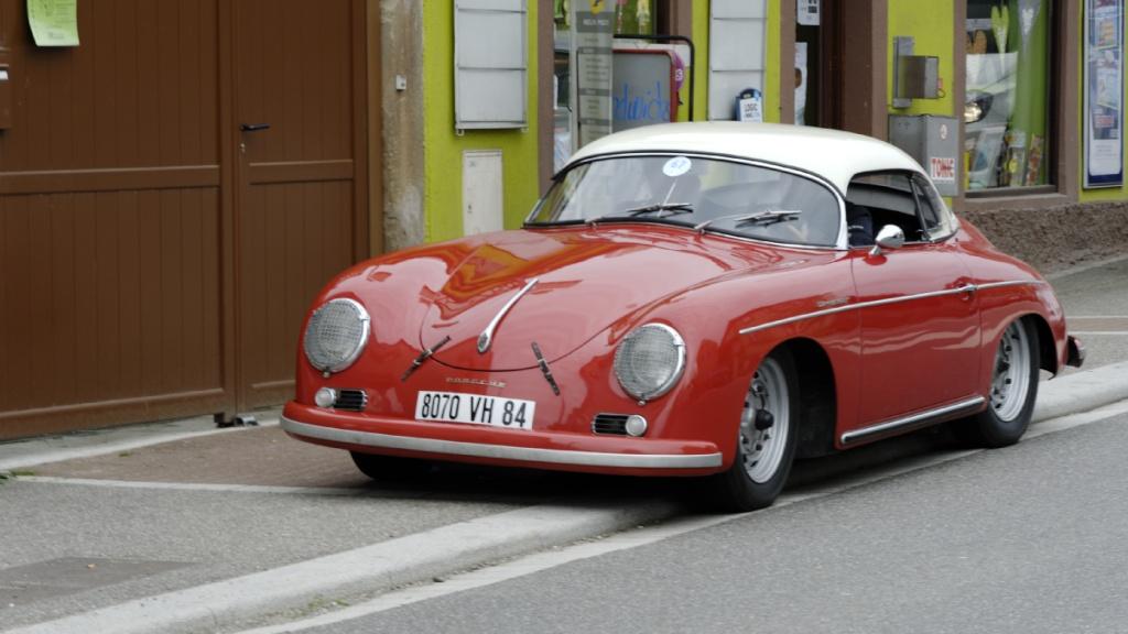 38ème Meeting International Porsche 356 - Strasbourg - 9 au 12 mai 2013 - Une tuerie !!! - Page 4 Meetin36