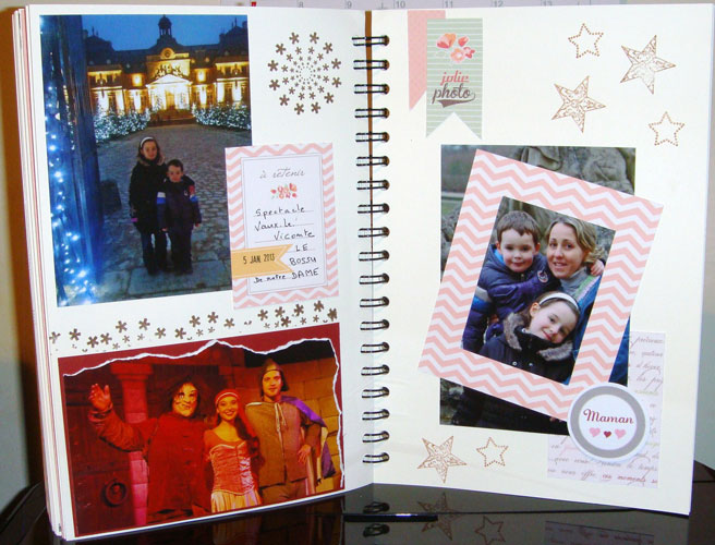 FAMILY DIARY DANIELLE - 30 avril 2014 -  pages 50 à 56 - TOME 1 TERMINE 2013-311