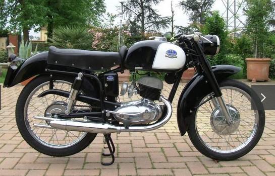 MONDIAL 160cc 1954. 2015-015