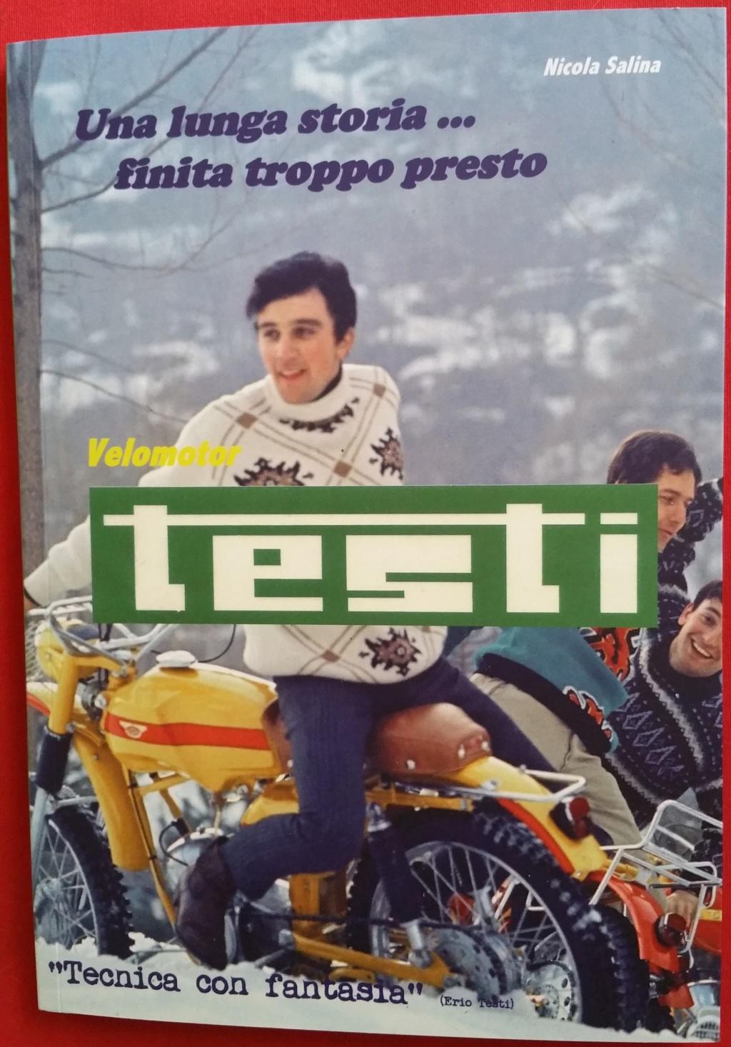 Livre sur la marque TESTI. 20190410