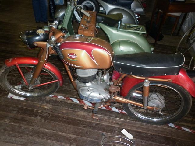 MONDIAL 160cc 1954. Immagi16