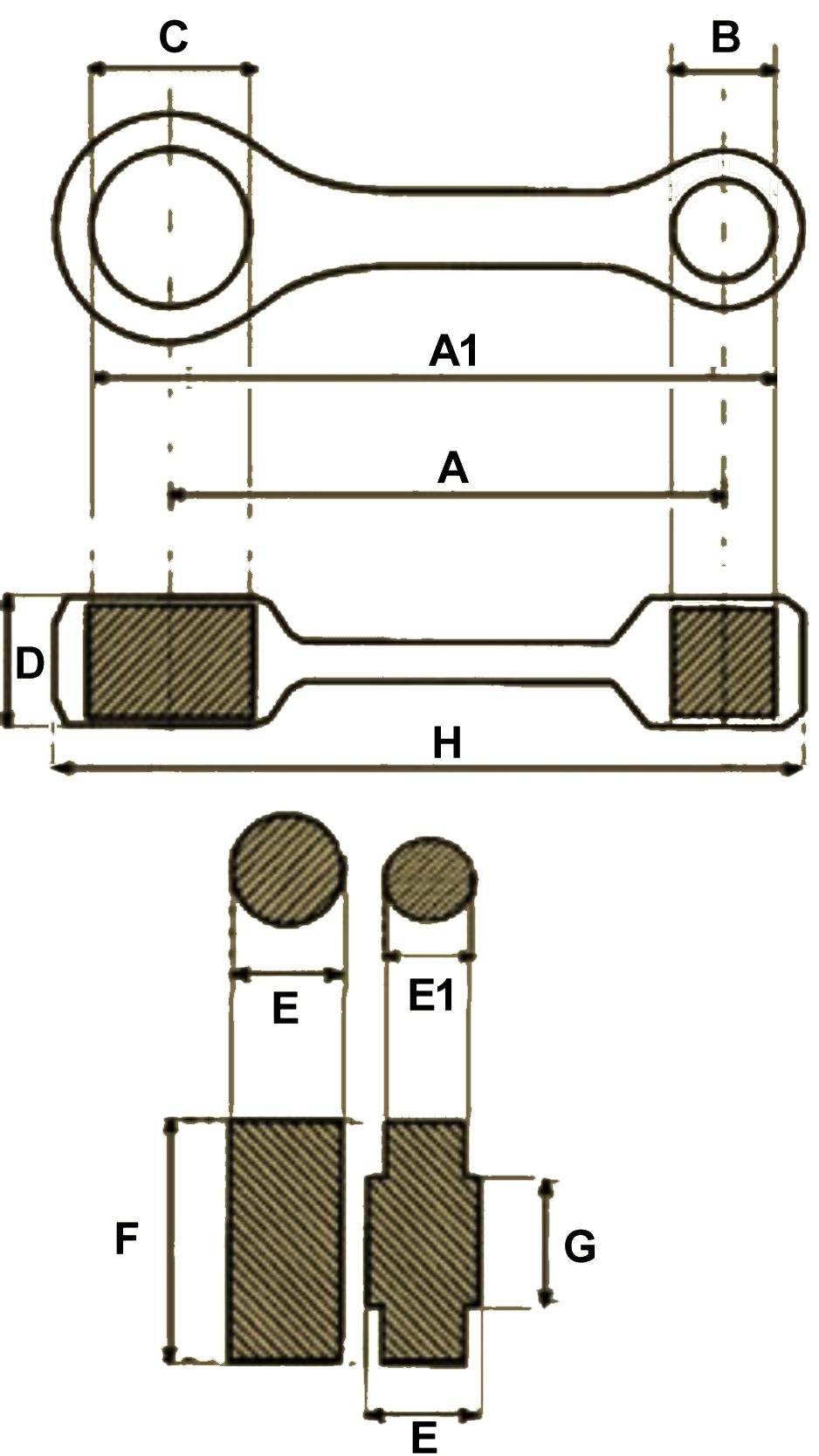 MONDIAL 75cc Scugnizzo Misure10
