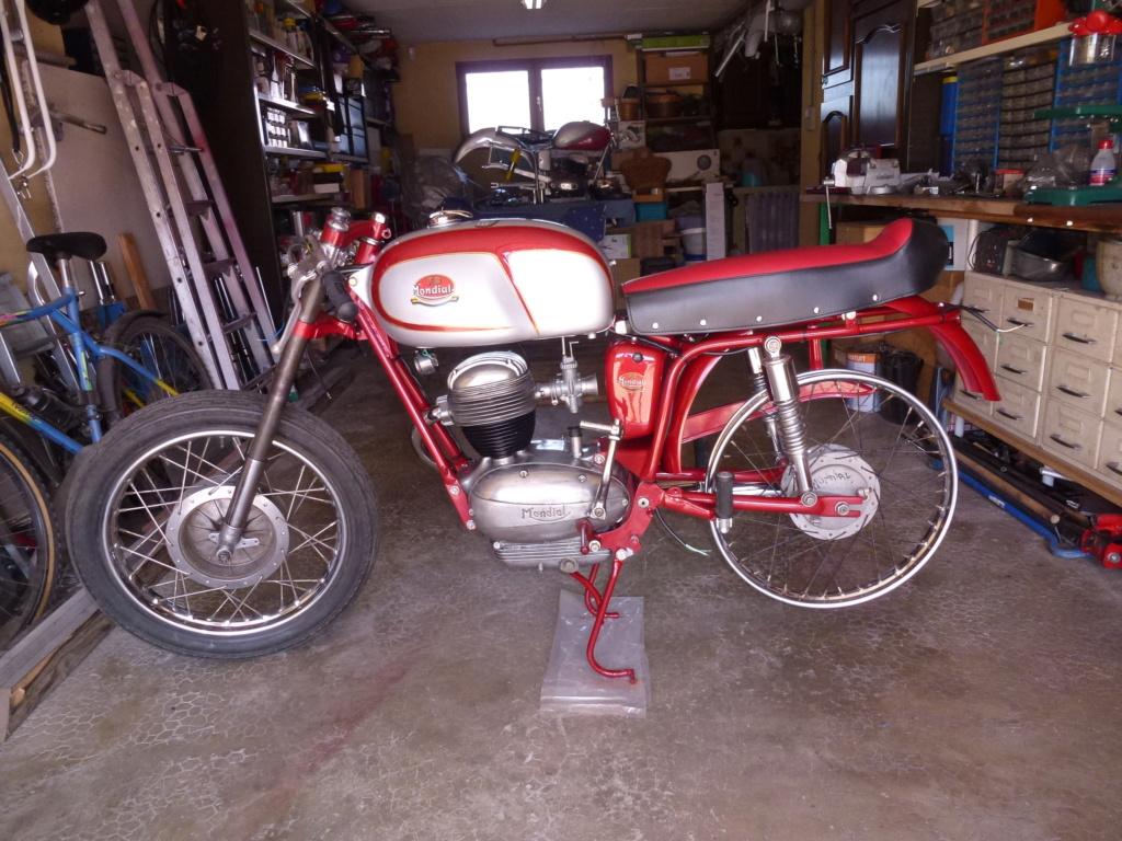 MONDIAL 125cc Spécial 1959. - Page 2 P1160109