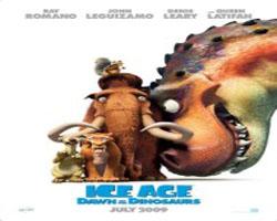 حصريا و بانفراد تام فيلم الانميشن Ice Age 3 Dawn of the Dinosaurs TS 2009 مضغوط Rmvb مترجم بمساحة 236 MB 21140022