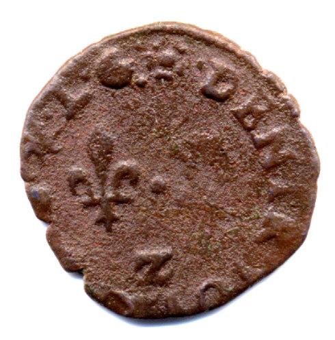 Denier Tournois du Dauphiné de Henri III 1157_d11