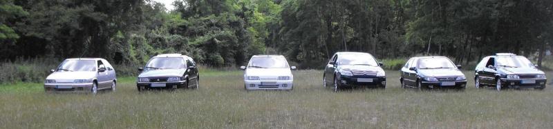 La communauté des Citroën Compactes