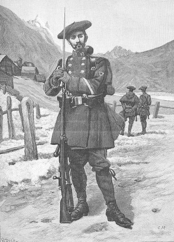 devise des bataillons de chasseurs Chasse10