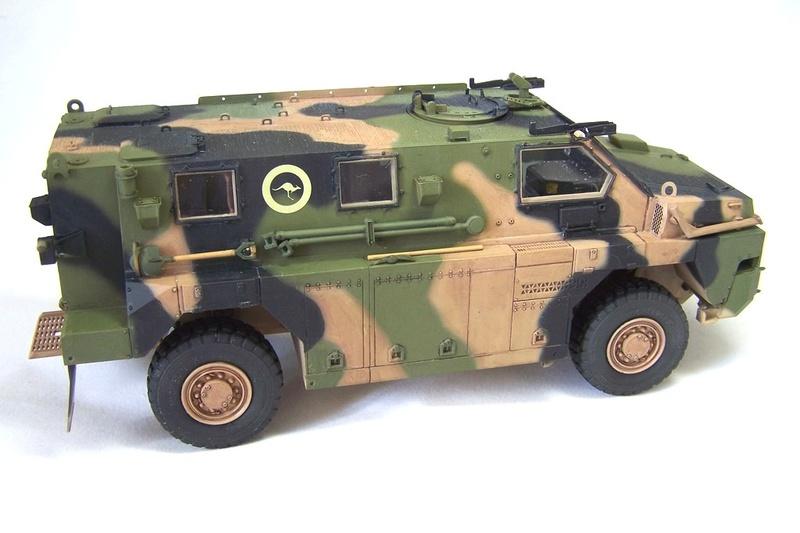 ASLAV et Bushmaster Bushma13