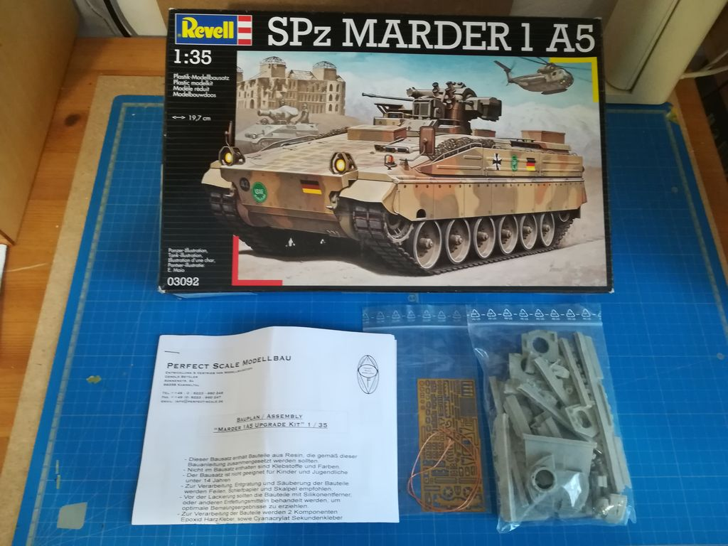 ISAF Marder 1A5 Revell Img_2067