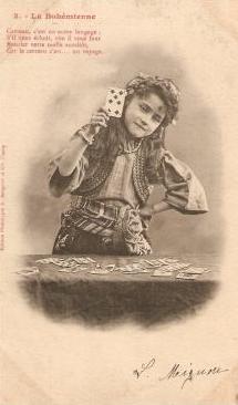 Boite aux Prospectus de la voyance par émail Bohemi10