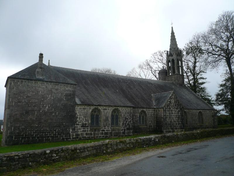 Les staurotides ou Croix de Bretagne Chapel10