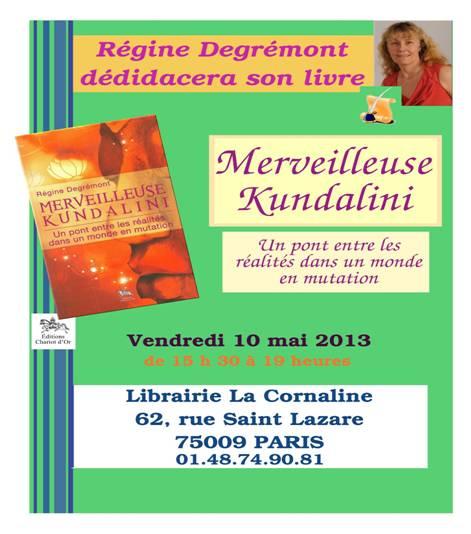 Lancement du Livre MERVEILLEUSE KUNDALINI  Mervei10